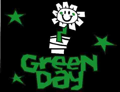 Green Day fanart #103 by platypus30 - GeekStinkBreath.net