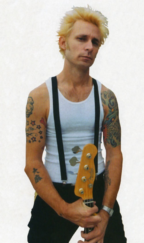 A Masterpiece Named Mike Dirnt - Green Day articles ...